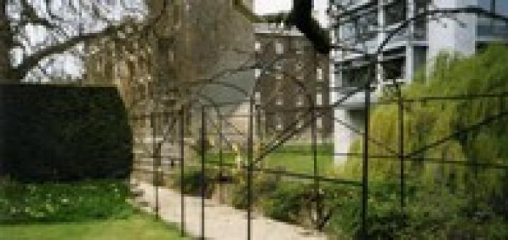 Pergola St. Johns College Cambridge